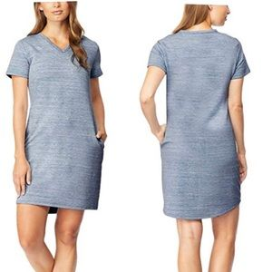 32 Degrees Relaxed Fit Short Sleeve Dress